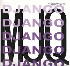 "MODERN JAZZ QUARTET ""DJANGO"" JAZZ LP 180 GRAM PRESTIGE 7057 STEREO"