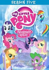 My Little Pony Friendship is Magic Complete Season 5 Series Five 26 Eps New DVD