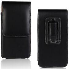 Flip Pouch Belt Clip Cover For Telstra Essential / Essential Plus 2 / Evoke Plus