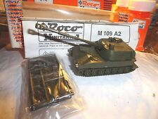 Roco Minitanks 514 Us version M-109 A2 Spg 155 mm 187