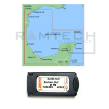 Garmin BlueChart Southern Gulf Of Mexico MUS032R Data Card Marine Chart