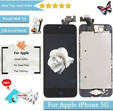for iPhone 5 Screen LCD Touch Digitizer Display Full Assembly Replacement Black