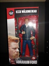 "The Walking Dead TV Series Abraham Ford 7"" Figure with RPG & Stand NIB"