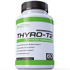 BioCor Nutrition Thyro-T2 Thyroid Fat Burner Metabolism Booster New