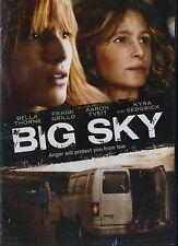 NEW  DVD // BIG SKY // Bella Thorne, Kyra Sedgwick, Aaron Tveit, Frank Grillo