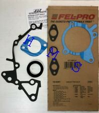 FEL-PRO BRAND TCS45921 FRONT CRANKSHAFT GASKET SEAL SET FITS FORD MAZDA MERCURY