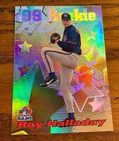 1999 Topps Roy Halladay  RC Foil Insert- Blue Jays
