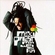 Man with the Fun by Maxi Priest (Reggae) (CD, Jul-1996, Virgin)