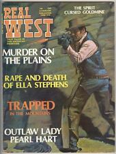 Real West June 1970 FN Rape and Death of Ella Stephens