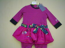 WI 12/13 -  CATIMINI spirit denim  KLEID, pink  gr.2a
