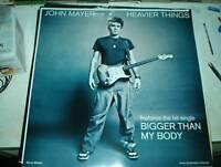 JOHN MAYER Heavier Things Australian Promo Display POSTER