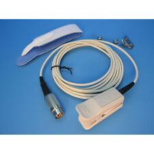 Reusable Adult Datascope SpO2 Oximeter Finger Sensor Made in USA 1 Year Warranty