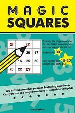 NEW Magic Squares: 100 number puzzles featuring solutions by Clarity Media