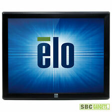 """Elo 19"""" ET1915L IntelliTouch Touch Screen Monitor LCD Display NO STAND, Cracks"""