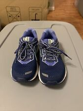 Brooks Ghost 12 Running Shoes Men Size 7 Blue Navy *GOOD CONDITION*