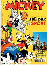 LE JOURNAL DE MICKEY n°2327 ¤ 1997 ¤ CARNAVAL A DISNEYLAND PARIS