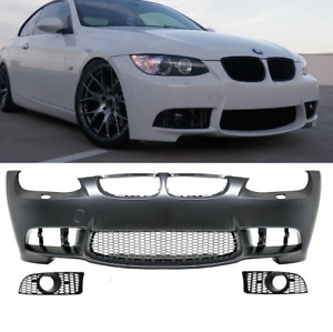 BMW 3 series E92 E93 coupe convertible 06-10 M3 style look front bumper kit UK