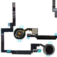 Black Home Button Flex Cable Replacement Part Fix for Apple iPad Mini 3 Retina