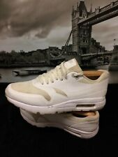 Nike Air Max 1 Ultra 2.0 Blanco Puro Platinum Size UK 6.5