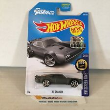 Ice Charger #266 * Fate of the Furious * 2017 Hot Wheels FACTORY SET * HA12