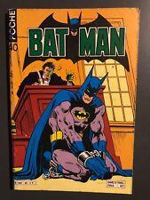 BATMAN POCHE (Sagedition) - T40 : octobre/novembre 1981