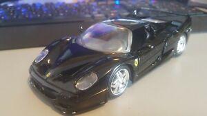 Maisto 1/24 Ferrari F50 Diecast Model Car Play Worn
