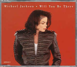 Michael Jackson ‎– ill You Be There CD