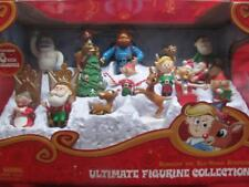ULTIMATE FIGURINE COLLECTION 2011 figure set rudolph misfit toys NEW