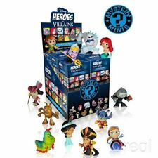 1 - Funko Official Disney Heroes Vs Villains Mystery Mini Blind Box Figure
