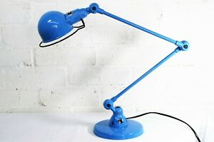 ORIGINAL Jielde Desk Lamp French industrial design With Serial Number & Badge