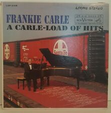 """Frankie Carle - A Carle-Load of Hits RCA Victor 12"""" Vinyl Record LSP 2148"""