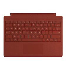 Microsoft Surface Pro Signature Type Cover Poppy Red - Full keyboard experience