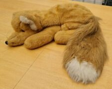 More details for vintage 1960's / 70's chad valley mohair plush fox pyjama case