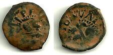 (FELIPE III) DINERO. 1610. CECA DE VALENCIA
