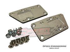 """LS Conversion Swap Motor Mount """"Plates"""" LS1, LS2, LS3 (5.3L, 5.7L, 6.0L, 6.2L)"""