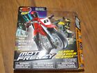 NEW in Box Air Hogs RC Moto Frenzy Stunt Bike Motorcycle Channel Frequency C