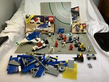 Lot of Lego Vintage LL Classic Space System #6890 #6823 #??? 1980's & 1970's
