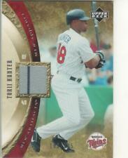 2006 Upper Deck MLB-TO *TORII HUNTER* (GAME WORN JERSEY) 169/325 - TWINS