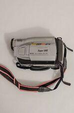 JVC GR-SXM755 Super VHS Camcorder VCR Player Untested