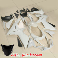 Unpainted Injection Fairings Bodywork Kit For Suzuki GSXR 600 GSX-R750 2011-2017