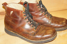 1970's Men's Unknown Brand Work Boots Sz 8C Made in the Usa used