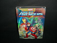 Next Avengers Heroes Of Tomorrow Marble DVD Movie