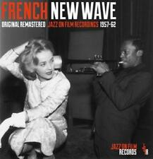 Jazz On Film: French New Wave (Vol. 3) - Various (NEW 5 x CD)