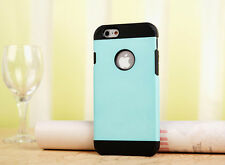 """SHOCKPROOF TOUGH ARMOR IPHONE 6 4.7"""" CASE COVER FREE SCREEN PROTECTOR"""