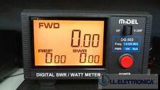 Nissei Dg-503 Wattmetro/rosmetro Hf/50/144/430mhz 800100