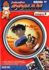 Detective Conan -  La Serie TV - Indagine 2 (1996) DVD
