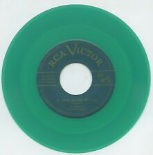 Raro Country 45 Coloreado Vinilo - Cecil de Campbell Tennessee Ramblers - No