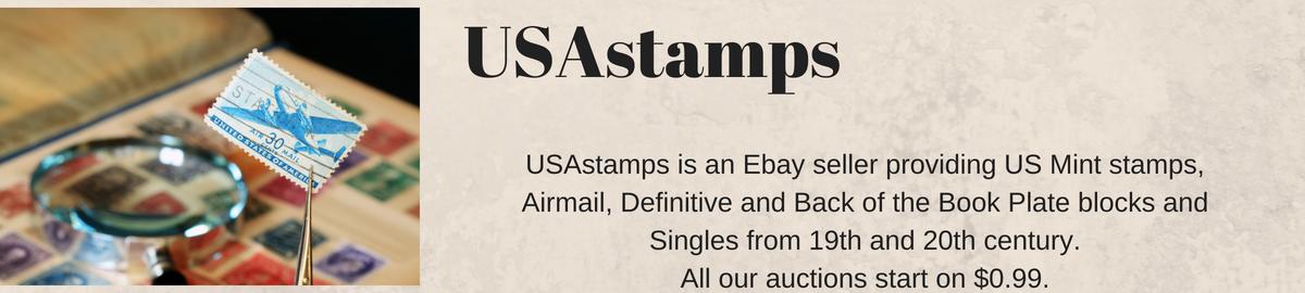 USAstamps
