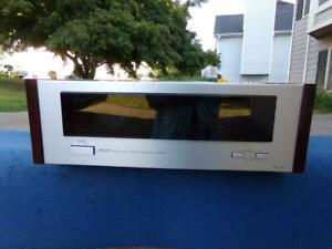 Absolutely Beautiful Denon POA-1500 Stereo Power Amplifier - Tested