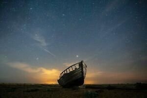Abandoned Fishing Boat Mk.2, Dungeness - Dirk Seyfried Photography